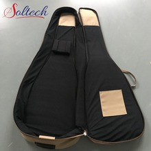 Cheap Acoustic Guitars bag and Soltech China Wholesale