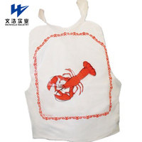 Manufacturers Custom Bibs Baby Waterproof Disposable