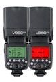 Godox V860II Camera Flash Speedlite with hotshoe Li-ion Battery for Nikon
