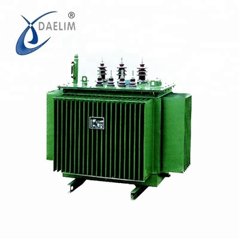 Factory direct price 6kv 100kva distribution transformer