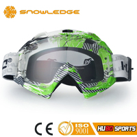 Motorcycle mirror anti fog clear eye glasses tear off motocross goggles