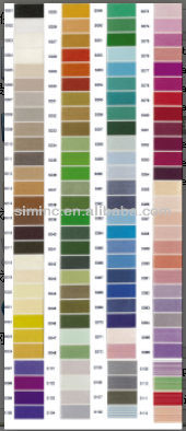 elegant fabric colour shade card of clothes
