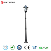 Factory Direct Sale Solar Garden Led