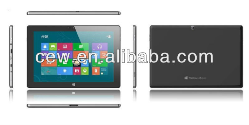 10 inch Intel dual boot windows tablet pc windows android pc tablet 2in1 tablet notebook