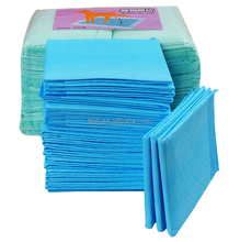 Top level hot selling 17x24 puppy dog training wee pee pads