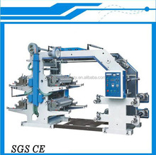 Automatic 4 Color Non Woven Bag Flexo Printing Machine, Sale Flexographic Printing Machine Price