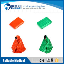 RM-EB02 OEM space durable emergency blanket natural disaster kit