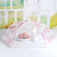 mosquito net folding food cover