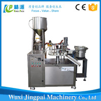 Semi automatic KPJ-502 Instant glue filling and sealing machine,glue filling &sealing, glue filling machine