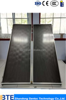 Flat Plate Pressurized Black Film Panel