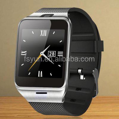 New Arrival Magic Smart Watch Phone Android 4.0 Mtk6577 Dual core 512mb/4gb GSM wifi GPS Smat Watch Sync Phones