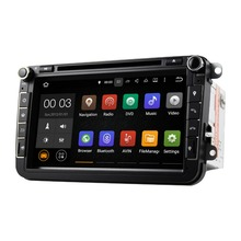 "Winmark Android 5.1 Special Car Audio DVD Player GPS Sat Navi Quad Cord 8"" 2 Din For VW Scirocco (2008 to 2013) DU8015"
