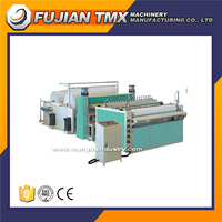 WD-RSM-1092-3200III Superior performance firm structure paper packing machine toilet tissue rewinding machine