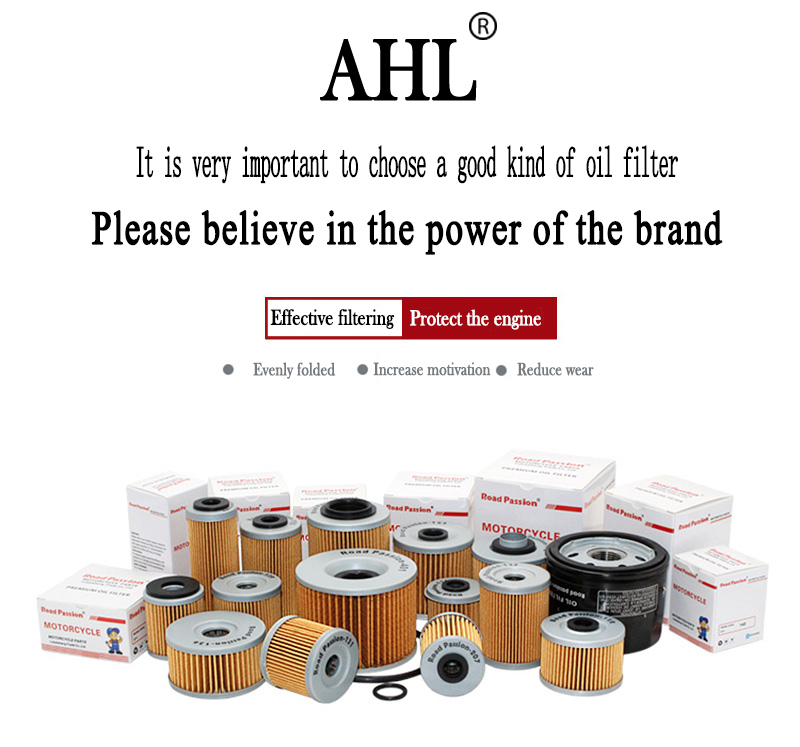 Road Passion High Performance Oil Filter for HONDA GB500 1990 TLR250 1985-1987 TRX250 1985-1986 TRX250 FOURTRAX 1987