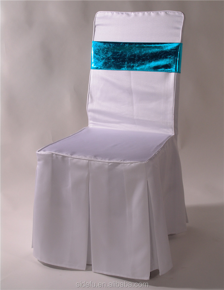Wholesale Customized High Quality Banquet Wedding Chair Cover
