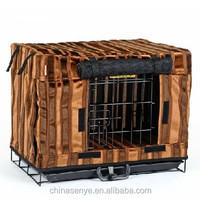 Anti-mosquito cages summer breathable fabric cover cloth cover shutter pet cage kennel shade cloth cover pet supplies