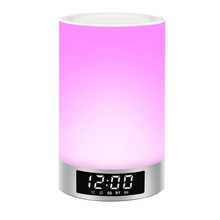 Led bluetooth disco light speaker lamp