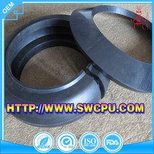 Waterproof silicone rubber sleeve bearing shaft protective sleeve