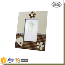Factory directly provide high quality flower photo frame