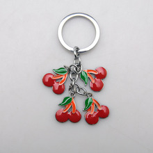 Custom Fruit 3D soft PVC keychain making machine