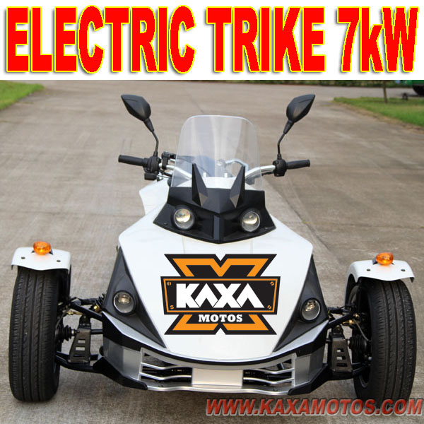Three Wheels Philippine E Trike 7kW