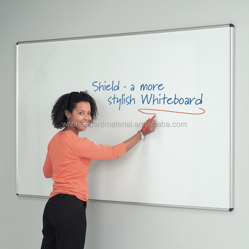 Wholesale custom standard size magnetic white board with marker