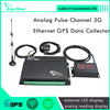 Analog Pulse Channel 3G Ethernet GPS Data Collector GPS map