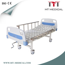 Special Design ABS Bed head and end board HB-1 semi-flower hospital bed with mattress
