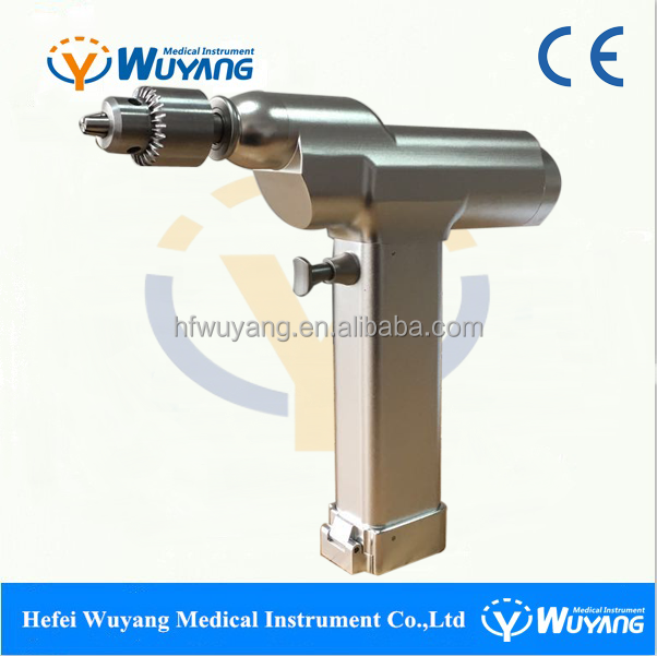 portable orthopedics electric canulate bone drill