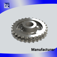 Factory Main Products! China Factory xingguang combine harvester sprocket with 7 teeth with good prices