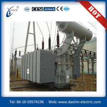 Manufacture of 60mva 132/33kv power transformer