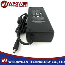 3 PIN UK DC 12V 10A 120W Power Supply Charger Adaptor Plug LED Strip Light