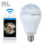 Smart wireless wifi led bulb lamp surveillance security light bulb  camera with SD Card Speaker