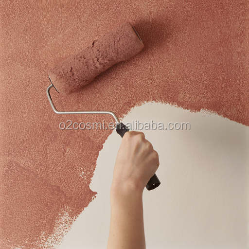 Concrete Textured Decorative Wall Coating for interior wall