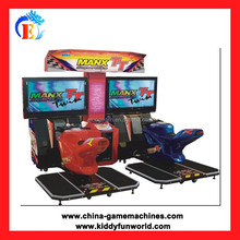 2014 hot sale coin operated motor racing game machine, bike racing game