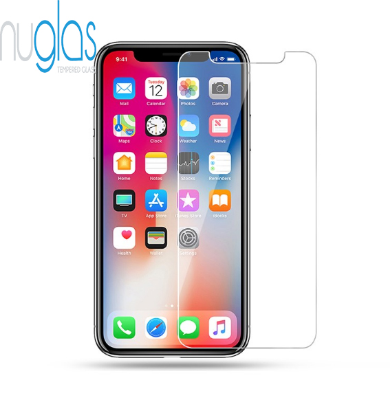 <strong>1</strong> pack/2 pack/3 pack tempered glass screen protector for iPhone X Xr Xs Xs Max with high quality standard