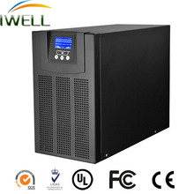 industrial 3kva auto restart home use high frequency power supply ups 2000w pure sine wave