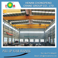 Molding Factory Used 20 ton Overhead Crane with Low Headroom