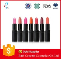 private label mineral ingredient matte lipstick