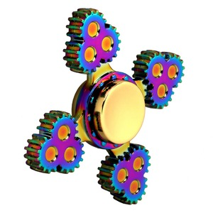 Long-Rotation Metal fidget finger Fidget Spinner Finger Spinner