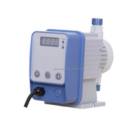 Discount! 220V AOBL brand automatic chemical electronic dosing pump chlorine diaphragm dosing pump for swimming pool
