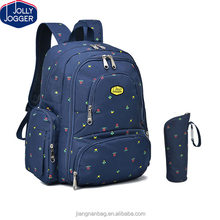 fashion hot sale baby products backpack cute microfiber multifunction baby diaper bag for adult