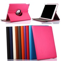 Alibaba Hot selling Leather tablet Case, Card Slot Case cover For ipad Air 2