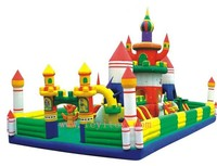 square inflatable bounce castle LY-072C