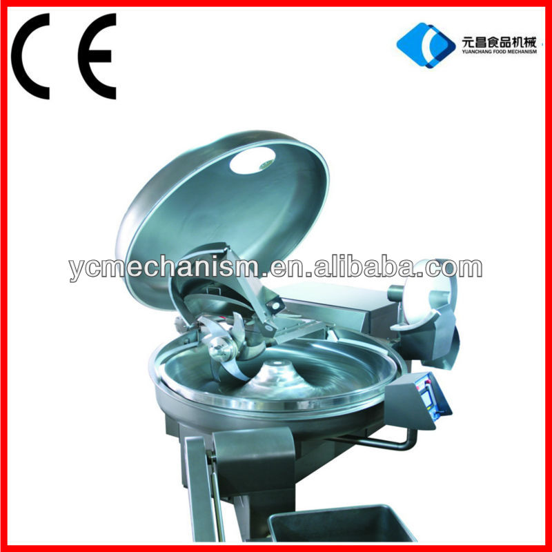 industrial meat bowl cutting machine with good price