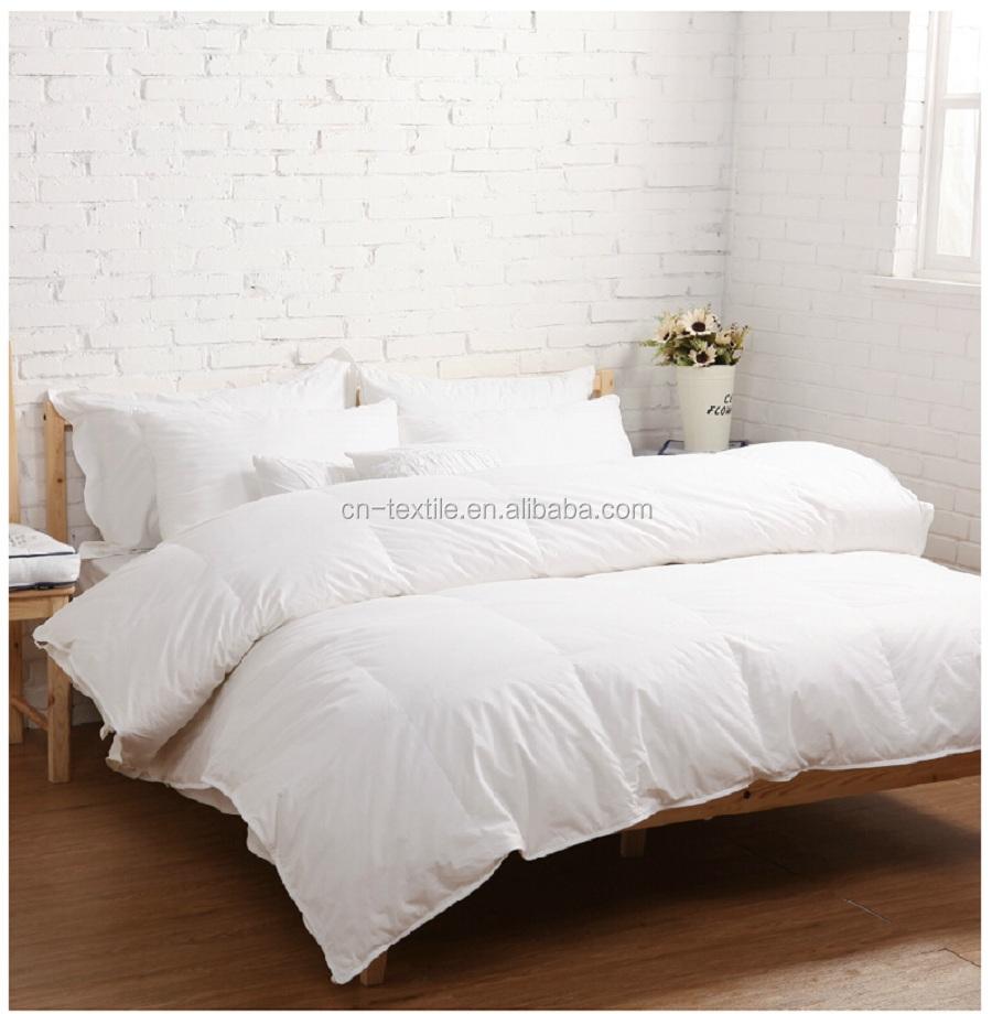 king size european whites goose down comforter quilt duvet doona blanket for hotel buy knitted. Black Bedroom Furniture Sets. Home Design Ideas