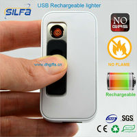 Rechargeable electric usb cs lighter