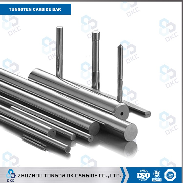 Sintered polished tungsten carbide rodquality <strong>products</strong> <strong>k10</strong> k20 tungsten carbide rods blankssolid tungsten