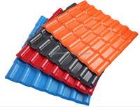 ASA Synthetic Resin Roofing Tile 4 layer
