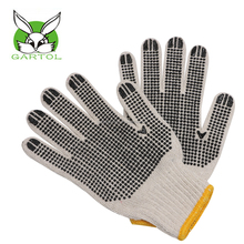 Pvc Dotted Working Gloves Labor Protection Gloves